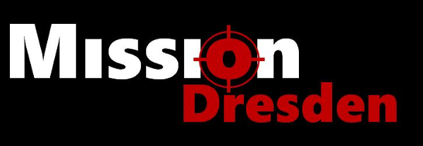 The Mission Dresden | unsere Outdoor Escape Game - The Mission Dresden